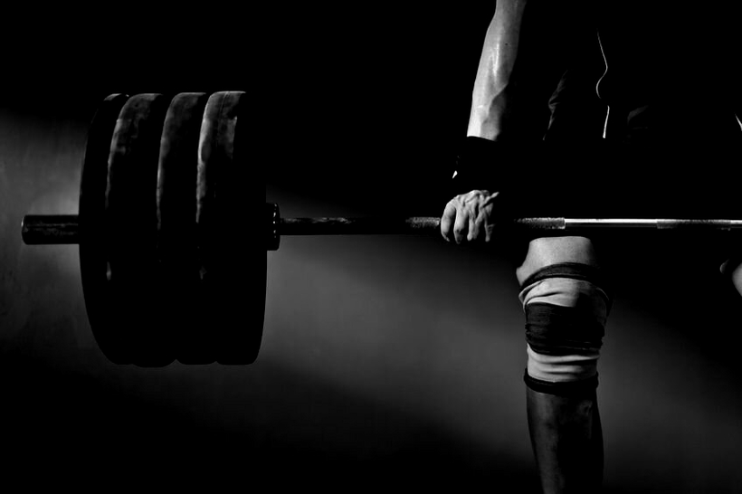 Deadlift – hips and lumbar spine mobility